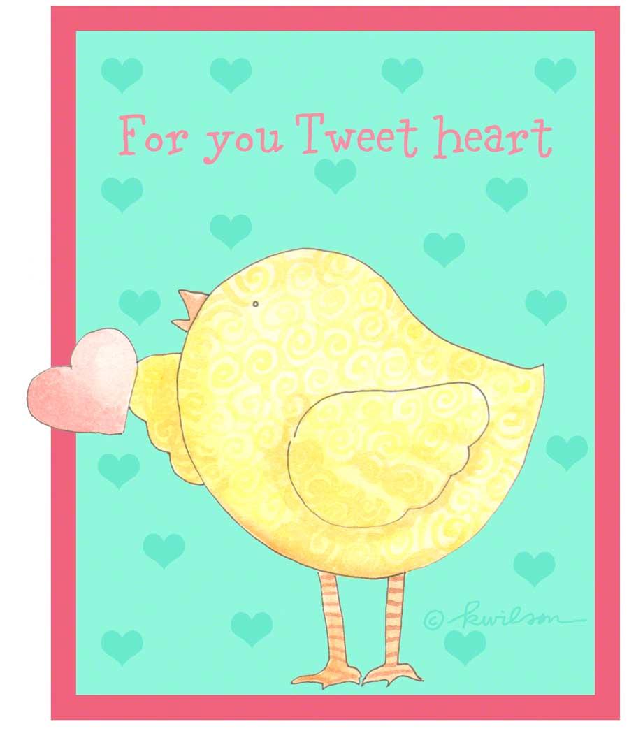 tweet-heart