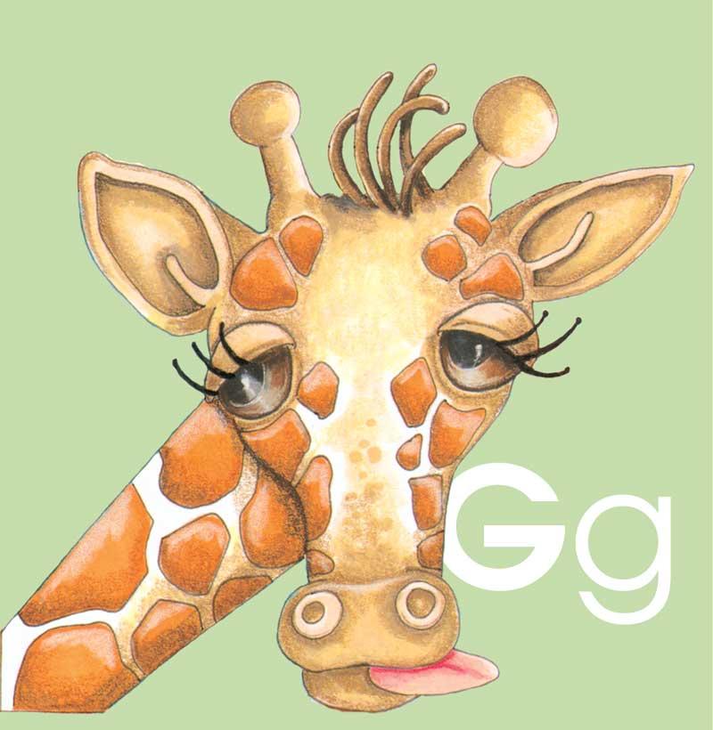 giraffegreen