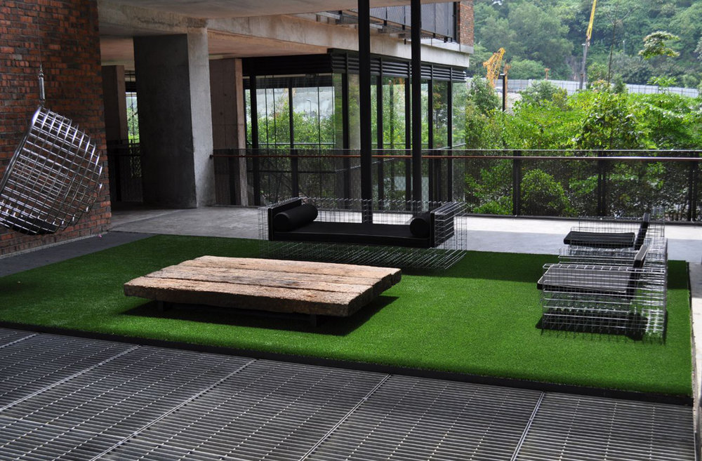 Roof Decks Rc Artificial Grass