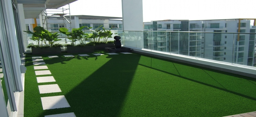 Roof Decks Above The Garage, Outdoor/indoor Decks, Pool Areas, And Patios  Are All Great Examples Of Where RC Artificial Grass Compliments Or Proves A  Longer ...