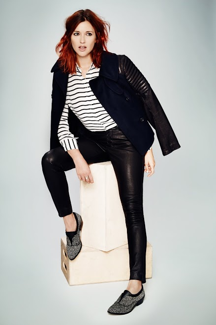Gilt x Glamour Campaign