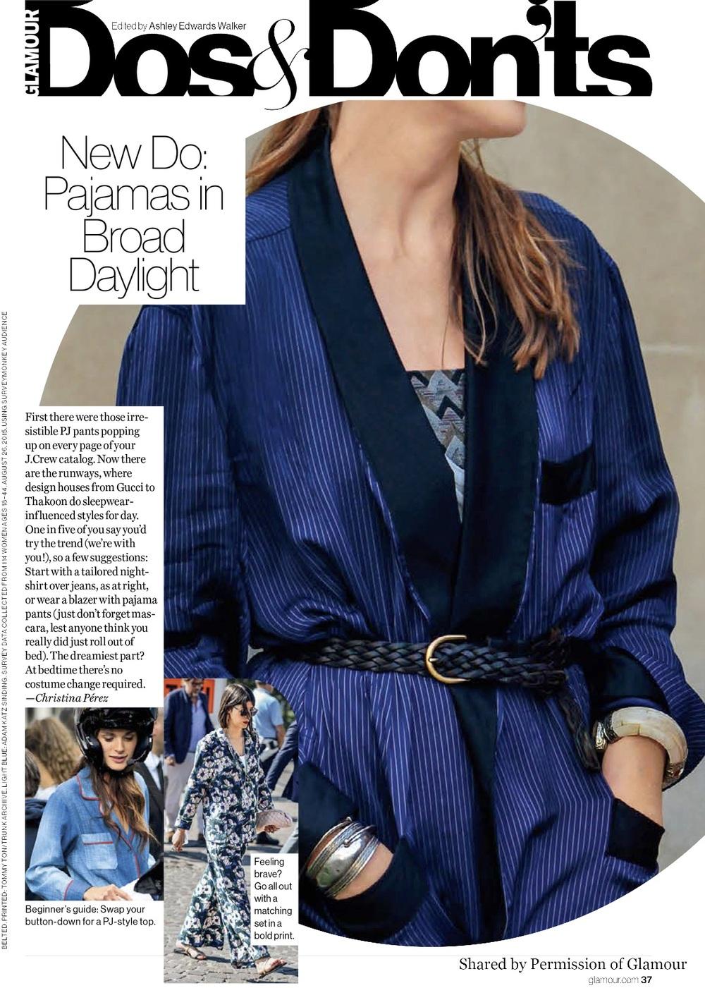 Glamour Nov. 2015