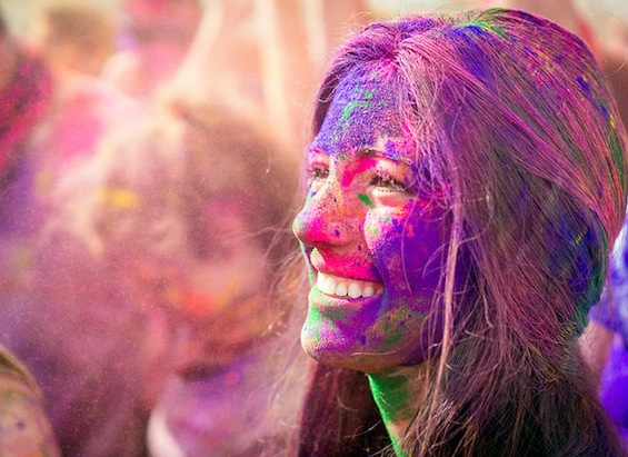 """ Holi 