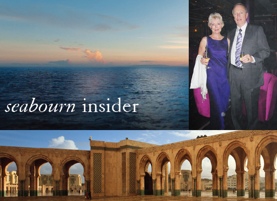 An excerpt from Don and Karyn's exclusive Seabourn Insider story. Read the full version here .