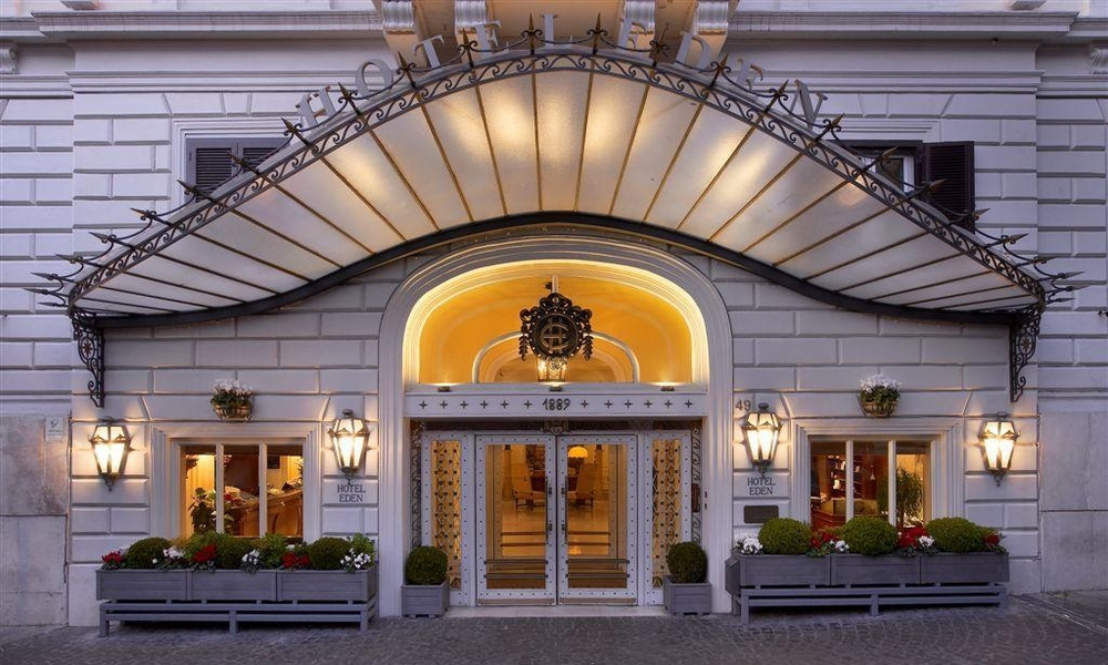 Hotel Eden Rome, Dorchester Collection