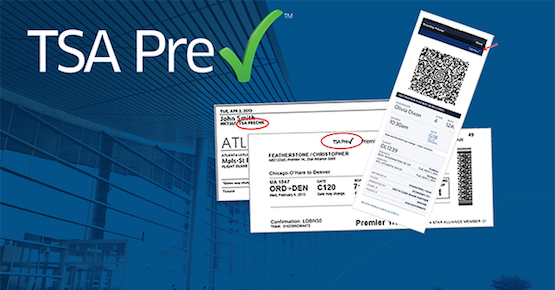 Do you always get that exciting little note on your boarding pass?