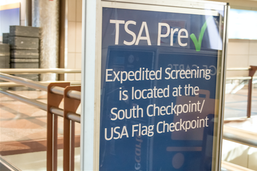 Nothing's better than expedited screening... And nothing's worse than not getting it.