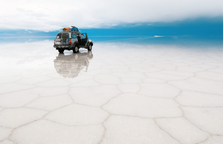 Salar de Uyani, Bolivia