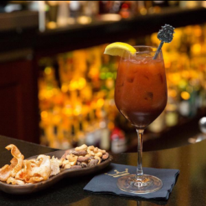 Bloody MaryKing Cole Bar, St. Regis New York -