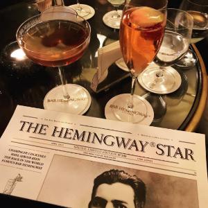 Sidecar & MimosaBar Hemingway & The Ritz Bar, Ritz Paris -