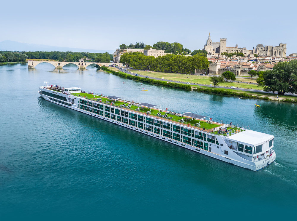 Photo of Scenic Sapphire by Scenic River Cruises & ours