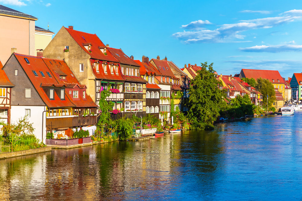 Old Town of Bamberg Photo by Deposit Photos