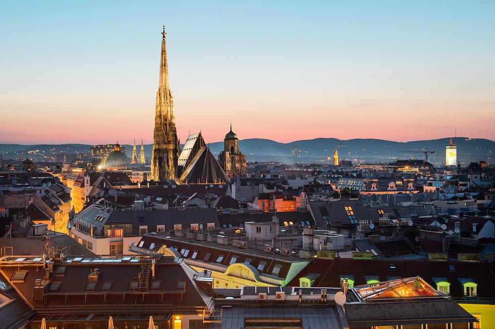 Photo of Vienna, Austria by  Jacek Dylag  on  Unsplash