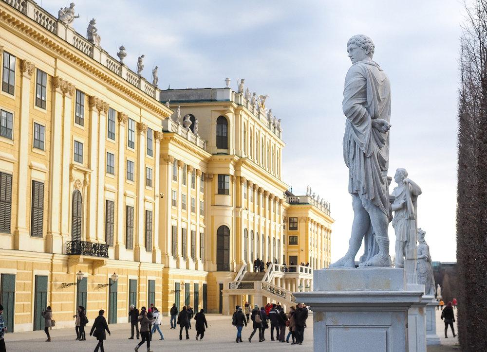 Photo of Schönbrunn Palace by Deposit Photos