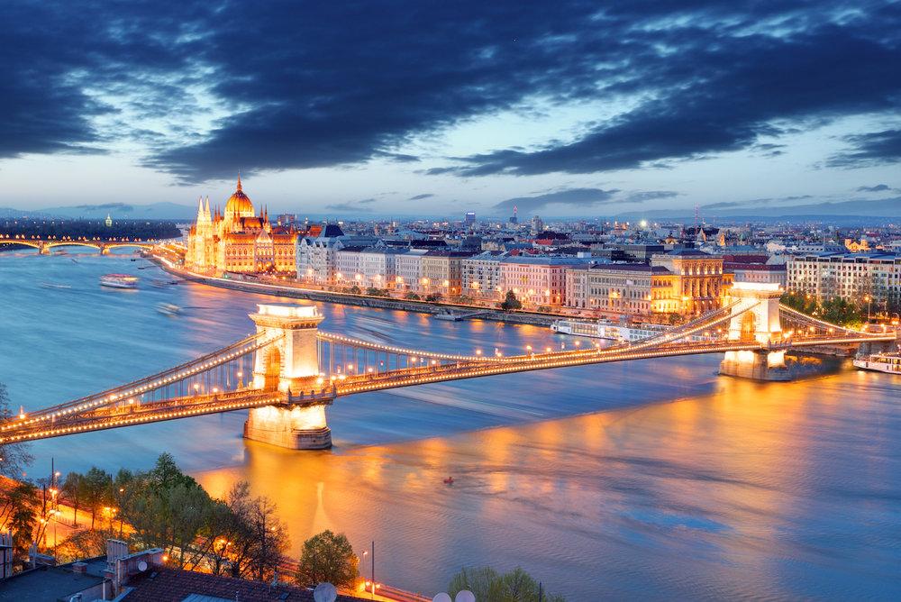 Budapest, Hungary Photo by Deposit Photos