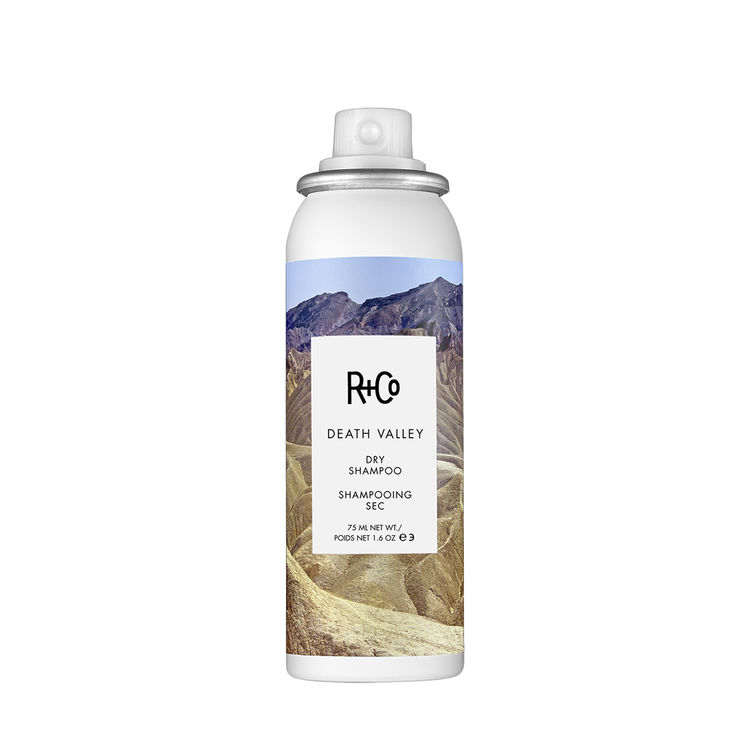 238 Points: R+Co Death Valley Travel Dry Shampoo