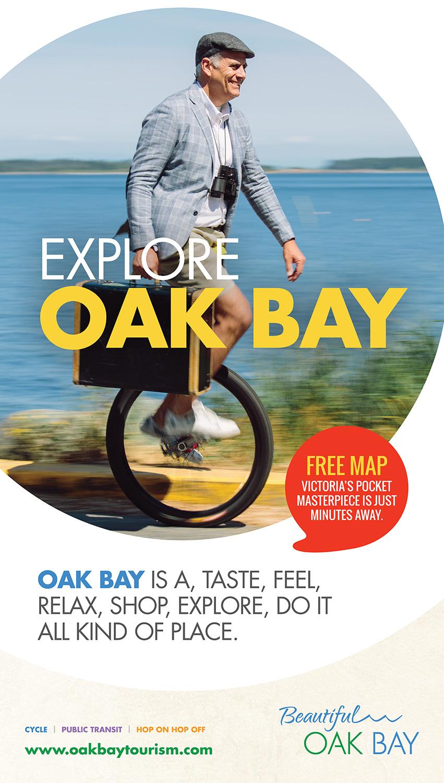 Cam Rawlinson Explore Oak Bay
