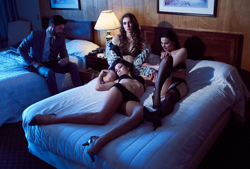 Motel Fashion Shoot