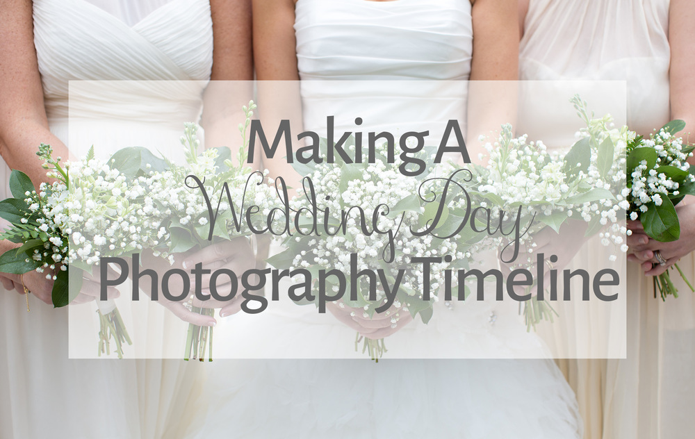 Wedding Day Photography Timeline_DiPrima Photography_NC Wedding Photographer