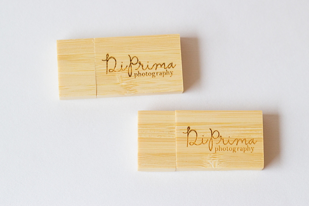 Diprima Photography Wooden USB