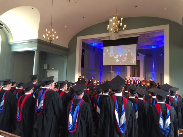 SEBTS Graduation