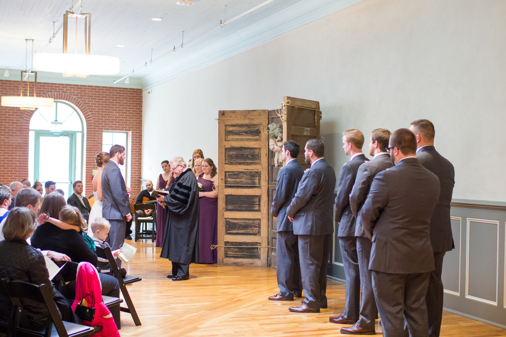 Ceremony Picture_DiPrima Photography_NC Wedding Photographer