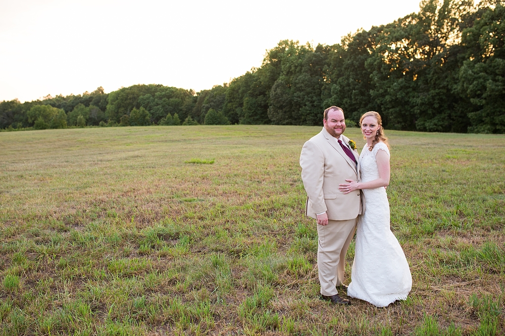 Wedding Photographer in Burlington NC