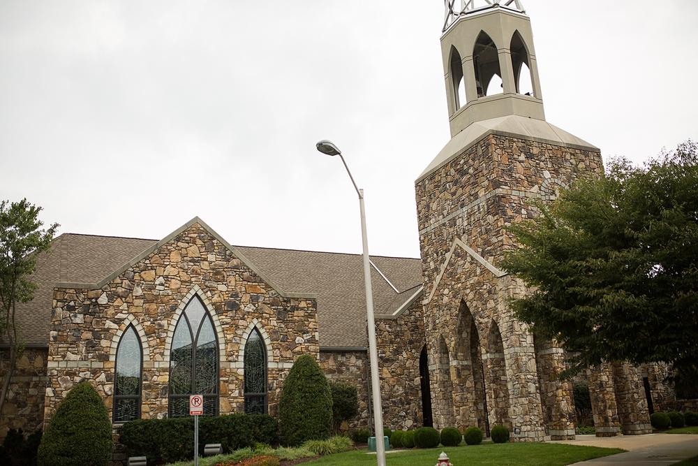 Christ United Methodist Church in Chapel Hill NC