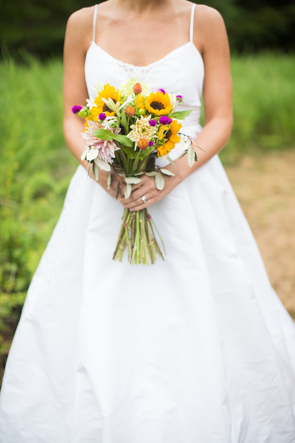 Bride in Burlington, NC