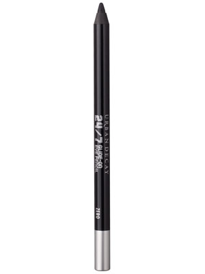 Urban Decay 24/7 Glide-On Eye Pencil   ($20) This is my favorite eye liner! It goes on really easily and stays put all day. Right now you can get   this eyeliner & UD mascara   at Ulta for $24...great deal!
