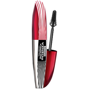 "L'Oreal Butterfly Intenza Mascara   ($8.99) This mascara is a great drug store alternative and is somewhat similar to ""They're Real!"" mascara. You can definitely tell a difference but it's a great option if you want to save money."