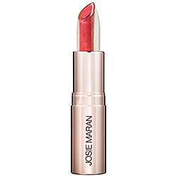 Josie Maran Argan Love Your Lips Hydrating Lipstick   ($22) My mom got me this lipstick and it is amazing! It's a great mix between lip gloss, lip balm, and lip stick. It's super hydrating and yet it's also full of color and stays on for a long time. I love it!