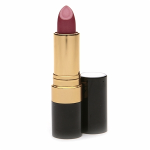"""Revlon Super Lustrious Lipstick   ($7.99) This lipstick is great for the cost! I have a few shades but one of my favorites is """"Wine with Everything."""" It's a great classic red that's not too bold and bright."""