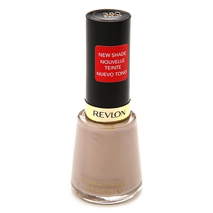"Revlon Nail Enamel in ""Elegant""   ($5.99) I've been a longtime fan of revlon's nail enamel. I love the colors and you can't beat the price! I love this neutral and versatile shade nude shade!"