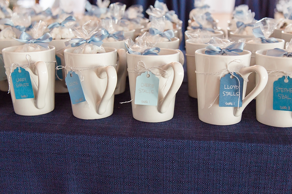 Hot Chocolate Wedding Favors