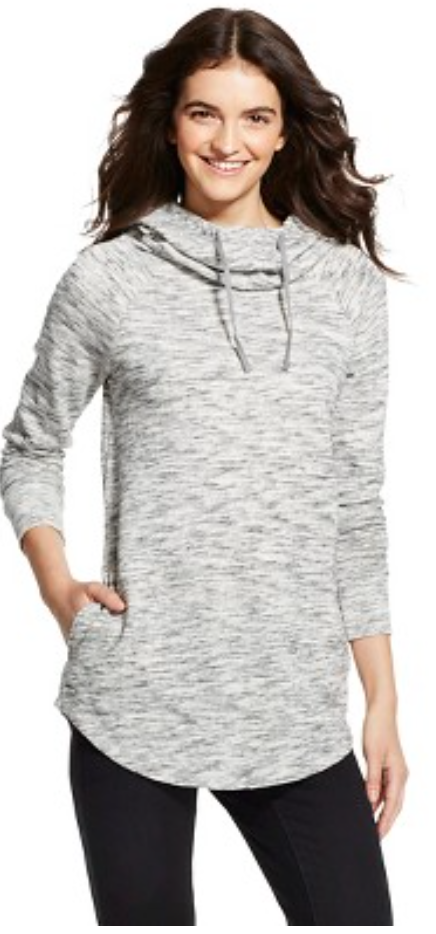 Merona Cowl Neck Tunic   ($22)
