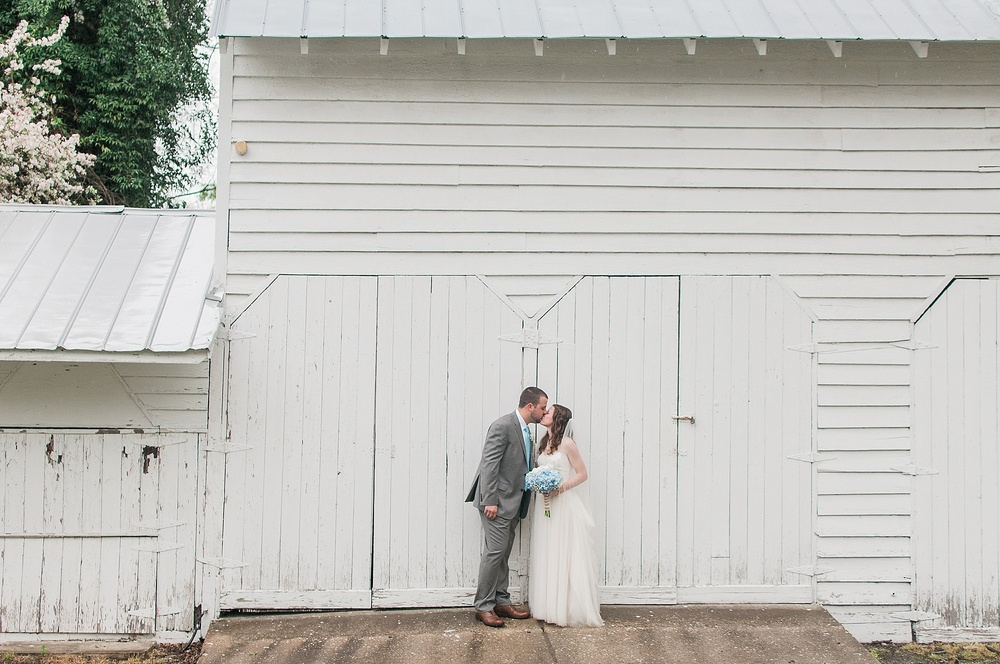 Rural South Carolina Wedding