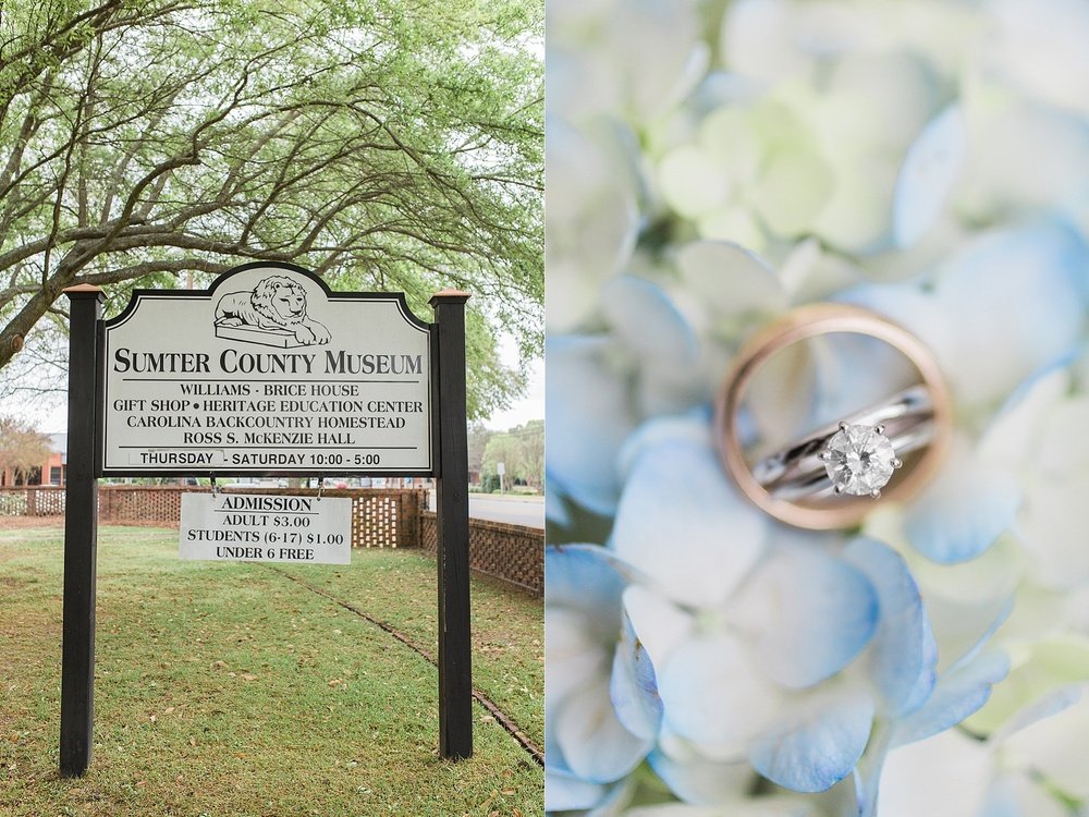 Sumter SC Wedding Photographer