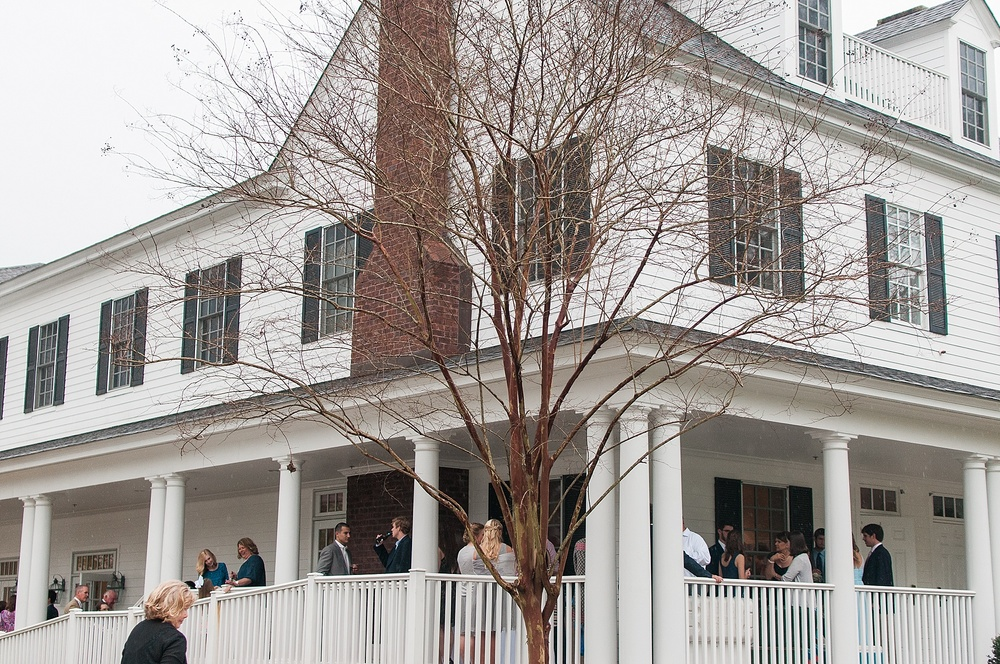 Wedding at sumter county museum