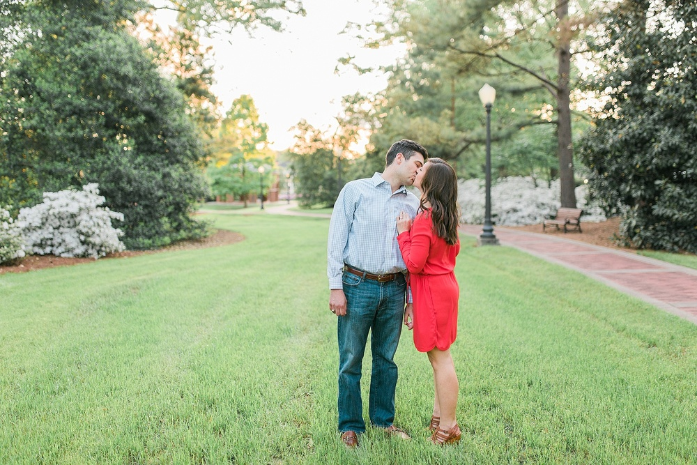 Clemson SC Wedding Photographer