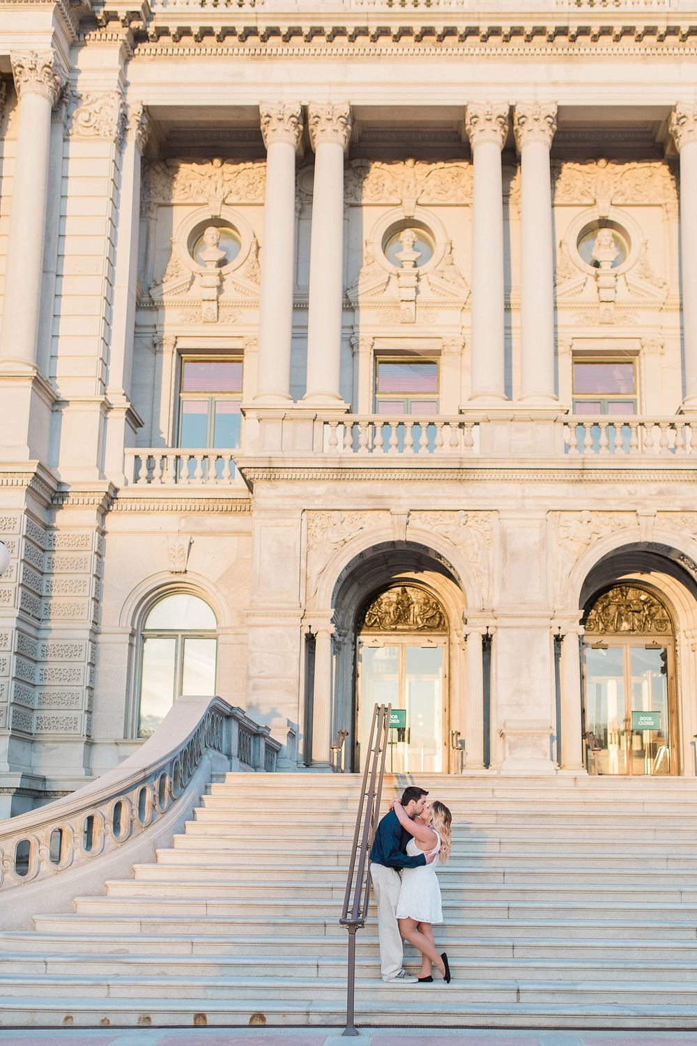 Library of Congress Engagement Pictures