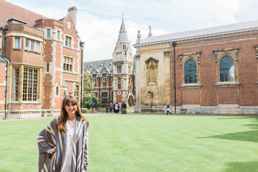 Pembroke College, Cambridge! The Puritan, Roger Williams graduated here.