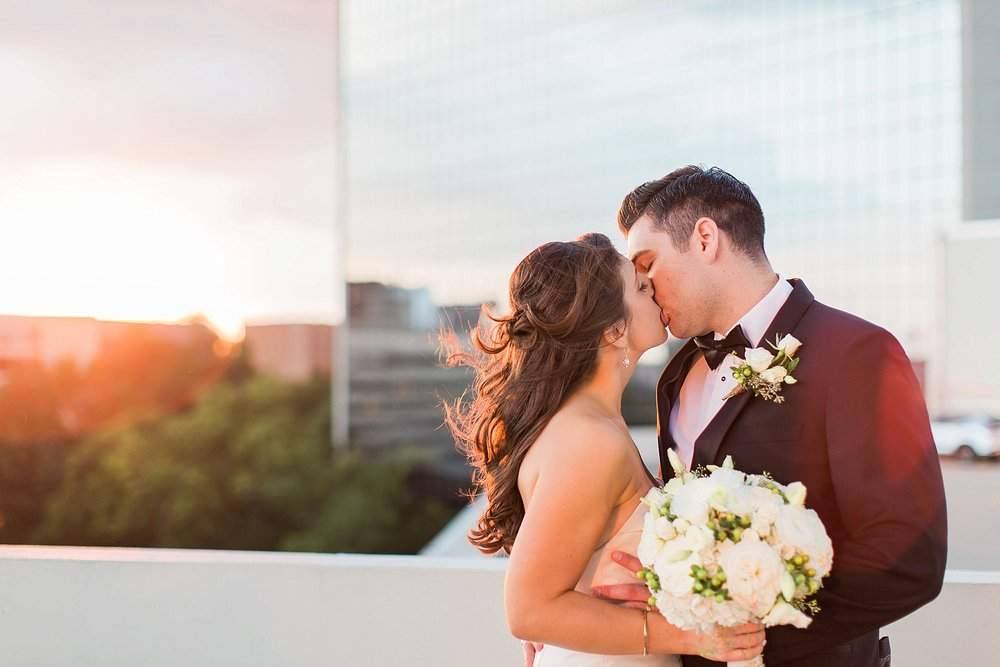 Downtown Greenville SC Wedding Pictures