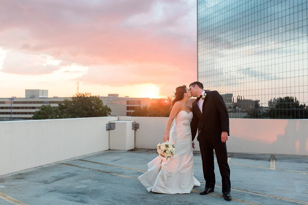 Downtown Greenville SC Wedding
