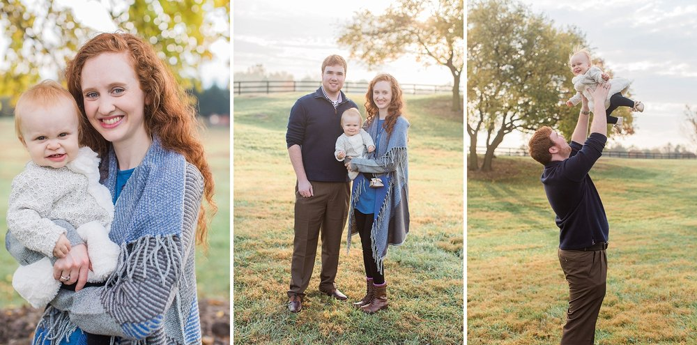 Leesburg VA Family Session