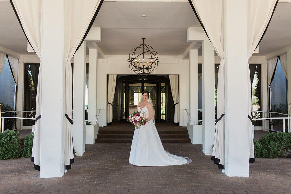 Proximity Hotel Bridal Portraits