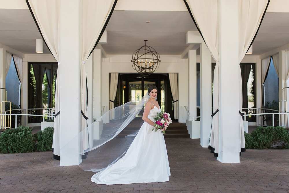 Greensboro NC Bridal Portraits