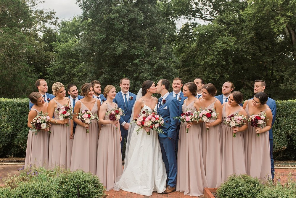 Winston Salem NC Wedding