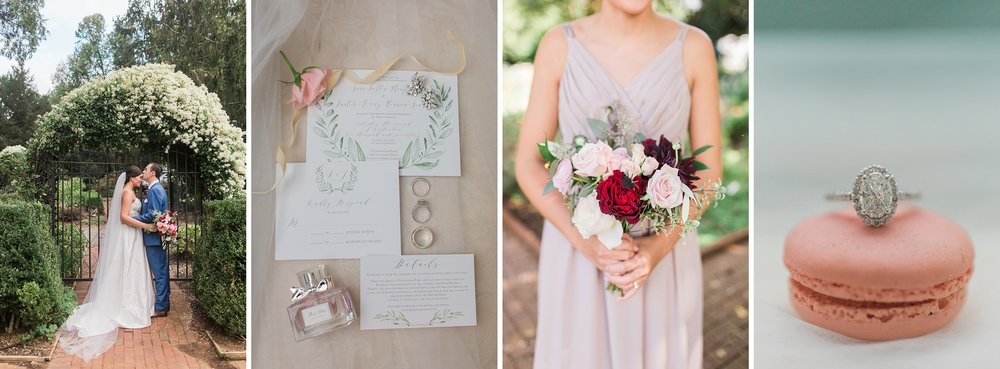 Tanglewood Park Wedding