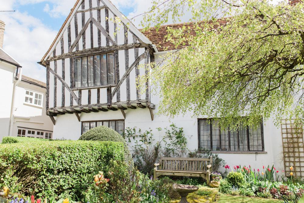 Lavenham Cottage Print for sale
